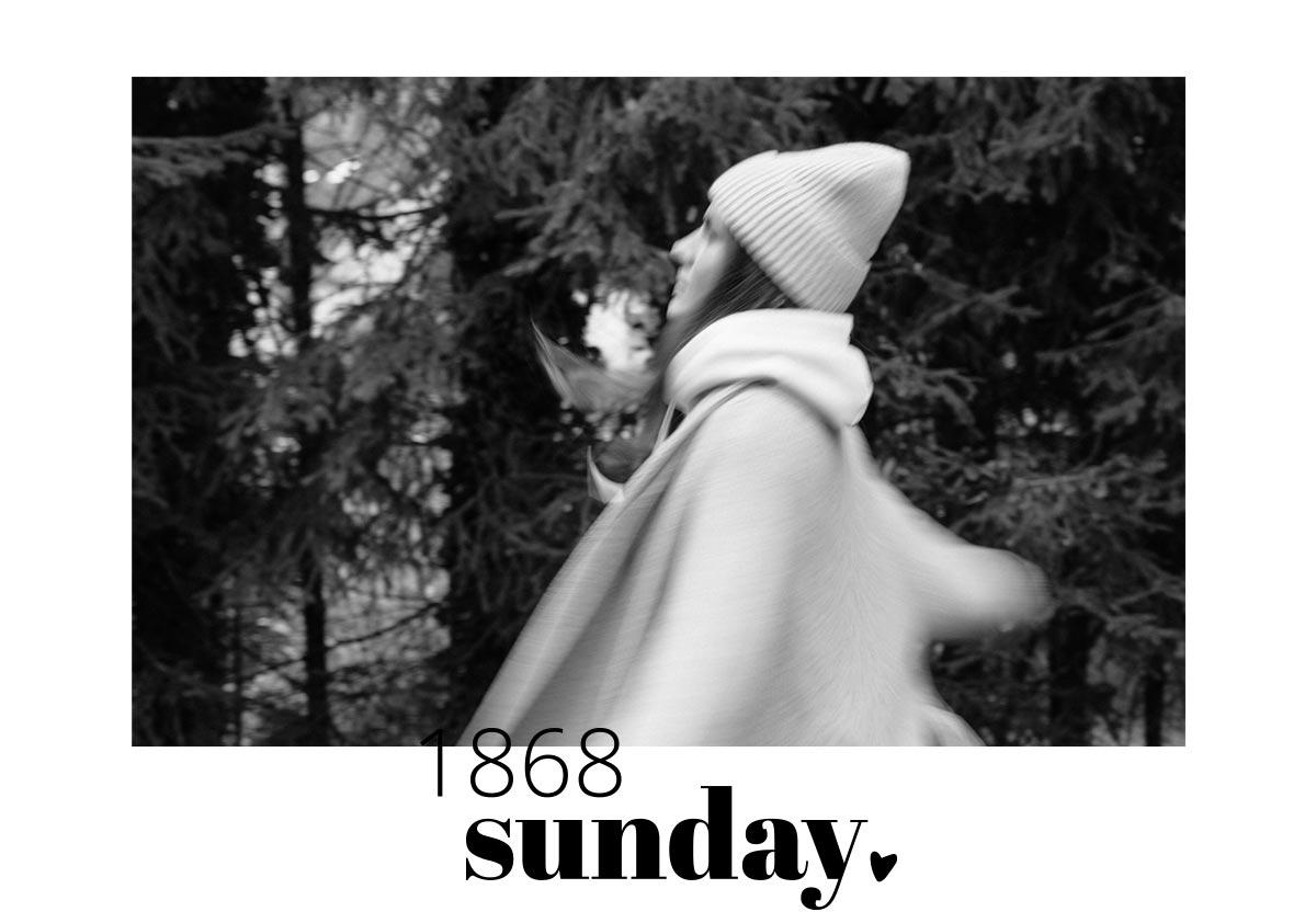 1868 Sunday
