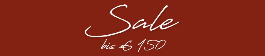 SALE bis 150