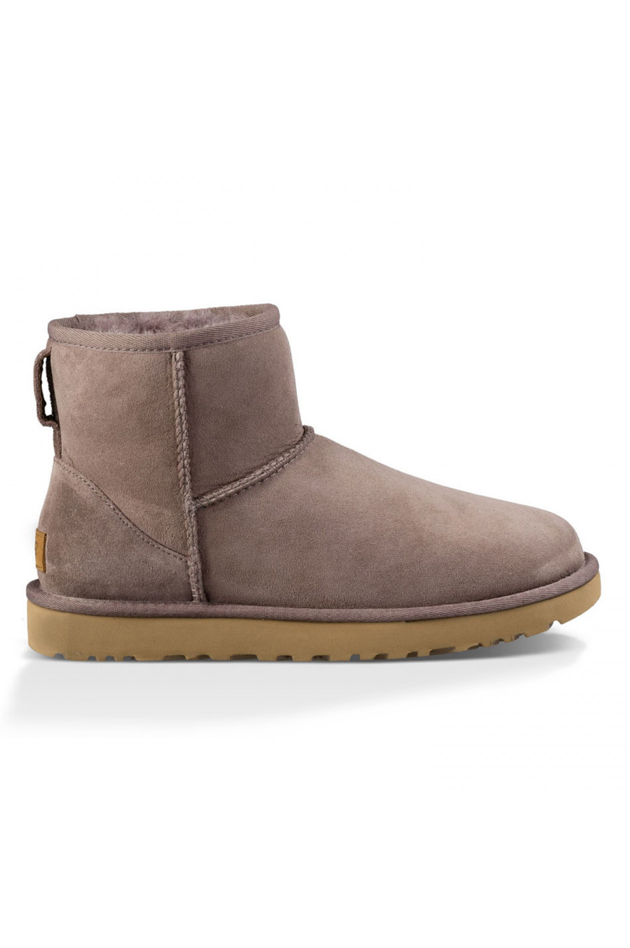 Boots CLASSIC MINI in GreyTaupe