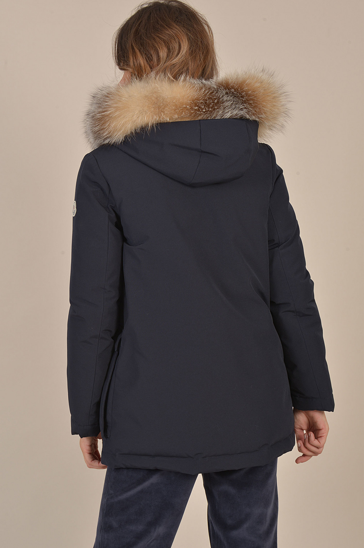 meet 12293 82a0a Jacke COUVITE in Navy