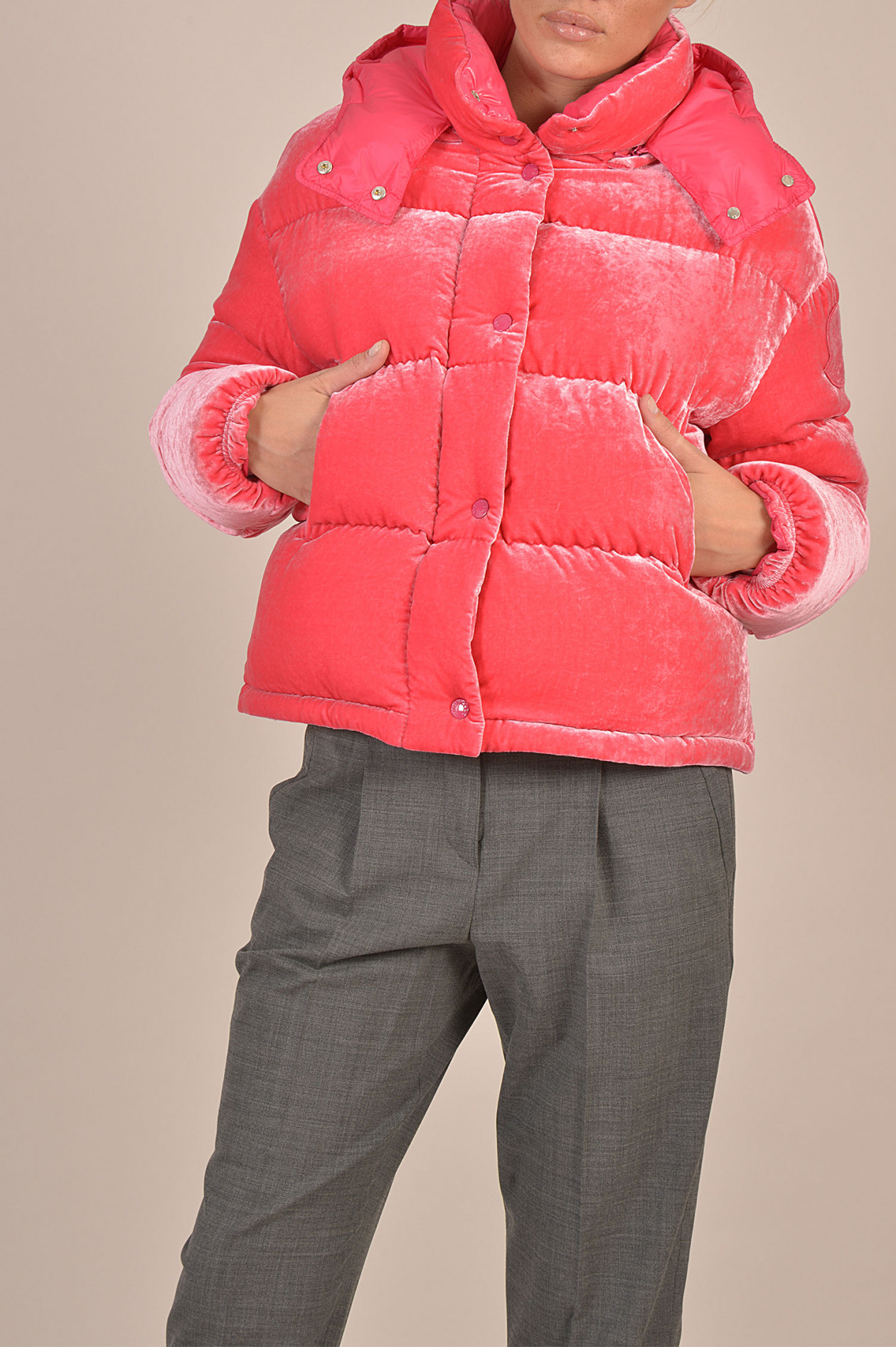 free shipping 4724f 2cce7 Daunenjacke CAILLE in Pink