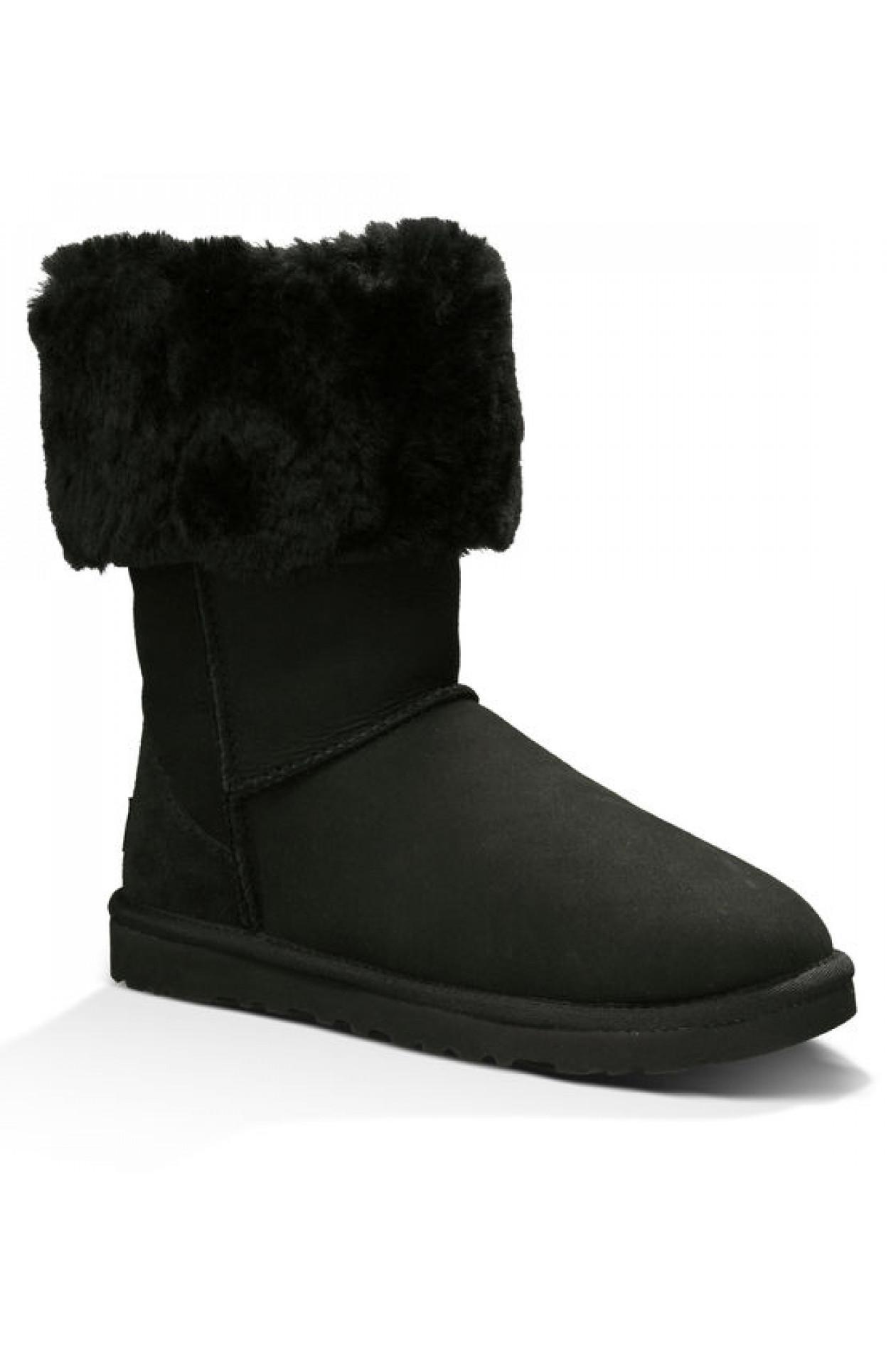 UGG Boots Classic Tall Schwarz