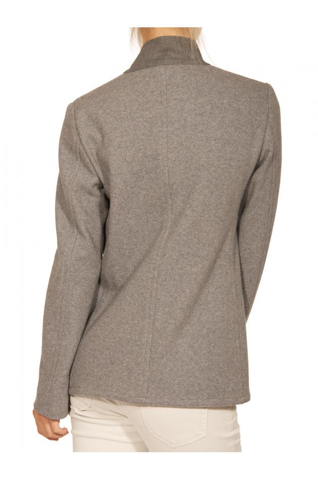 Capellini - Woll-Blazer Grau