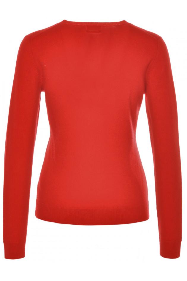 Rochester Kaschmir-Pullover Rot