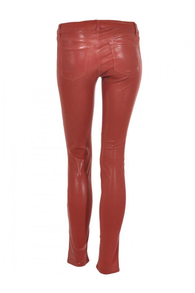 Skinny Hose Ruby Rot