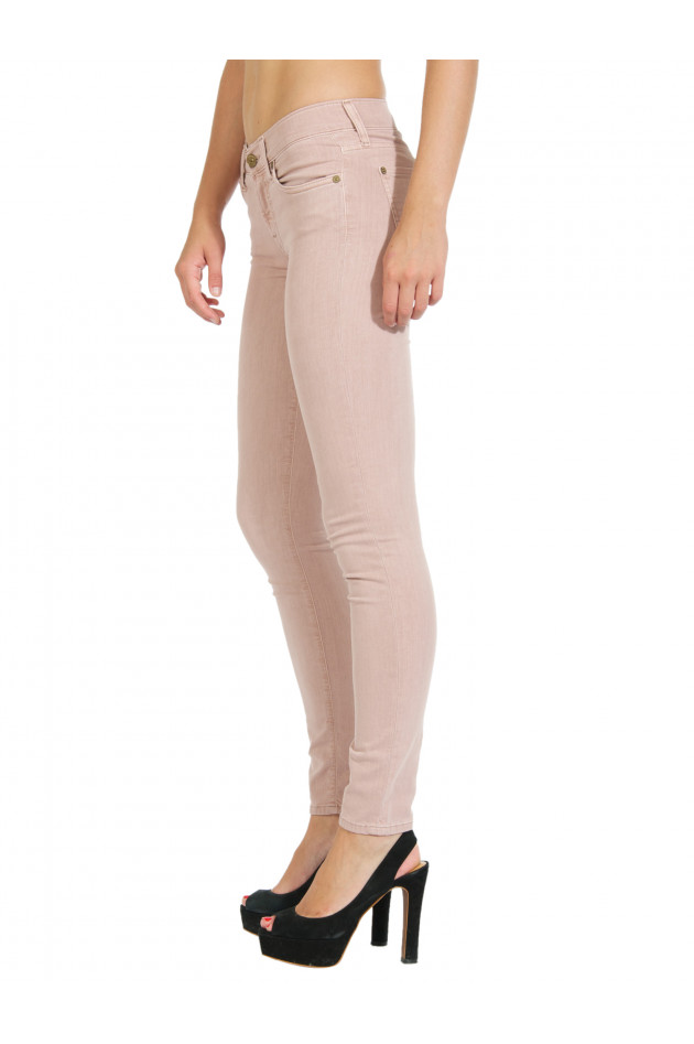 Stretch-Jeans Ancient Pink