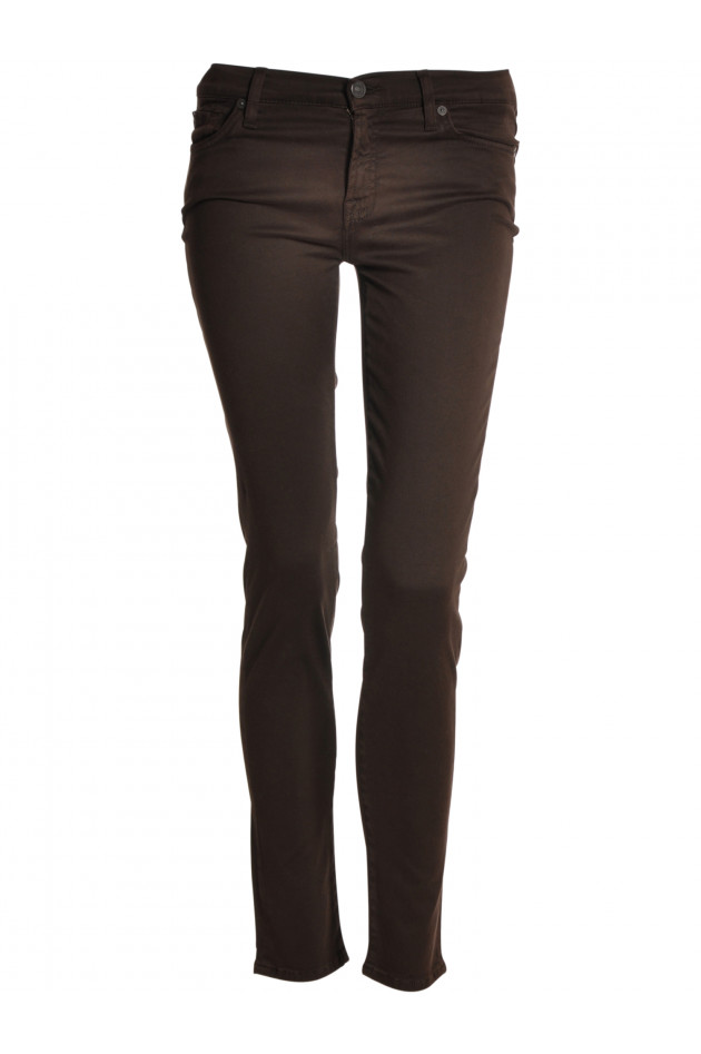 Seven for all Mankind Jeans SKINNY chocolate