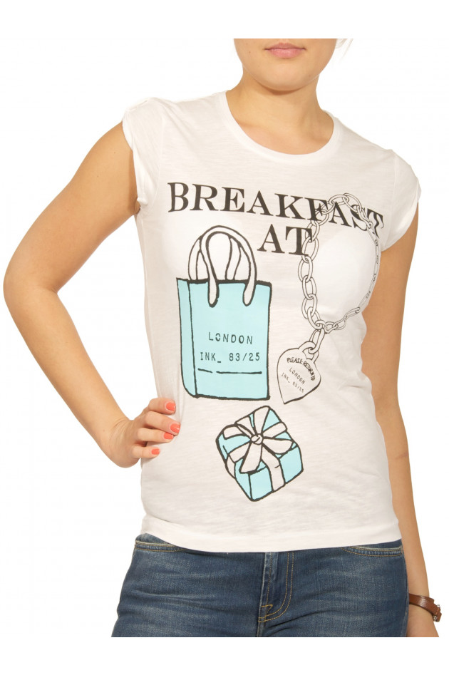 London Ink T-Shirt BREAKFAST AT...