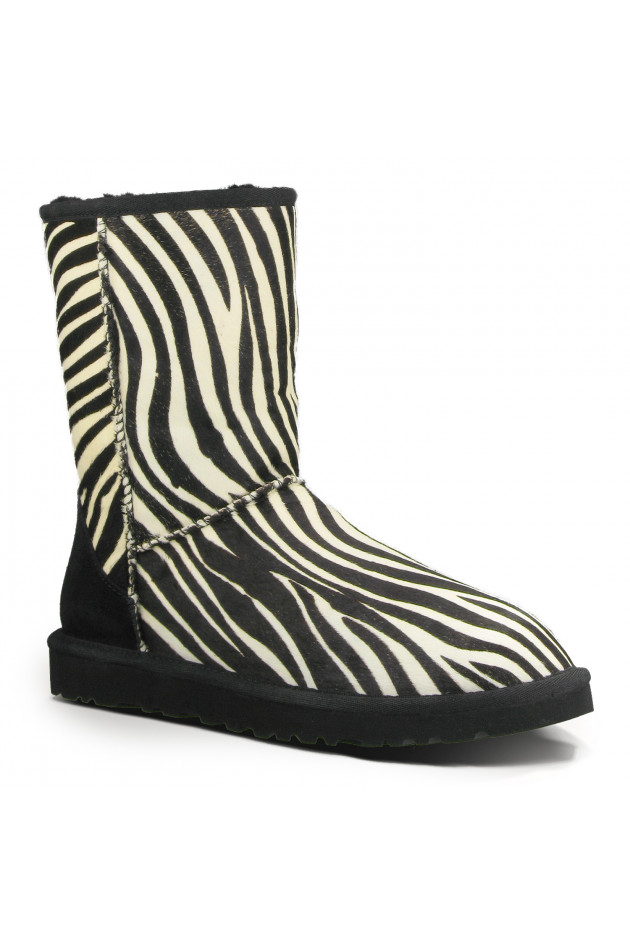 UGG Boot Classic Short Exotic Zebra