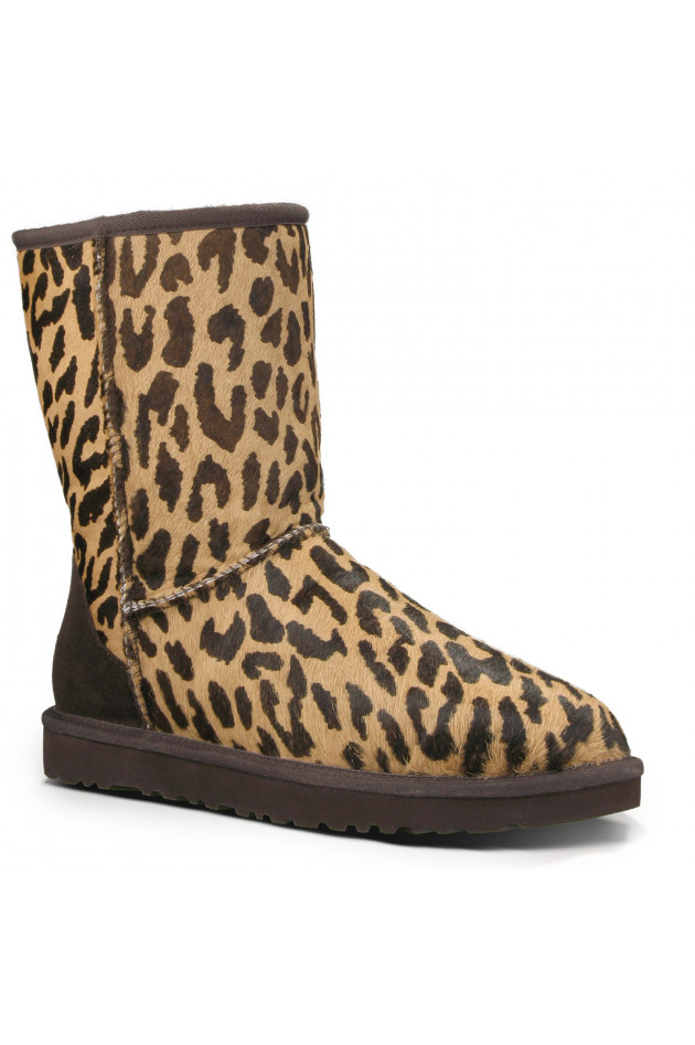 UGG-Boot Classic Short Exotic Gepard