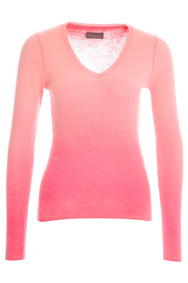 Princess Goes Hollywood Kaschmir-Pullover Pink