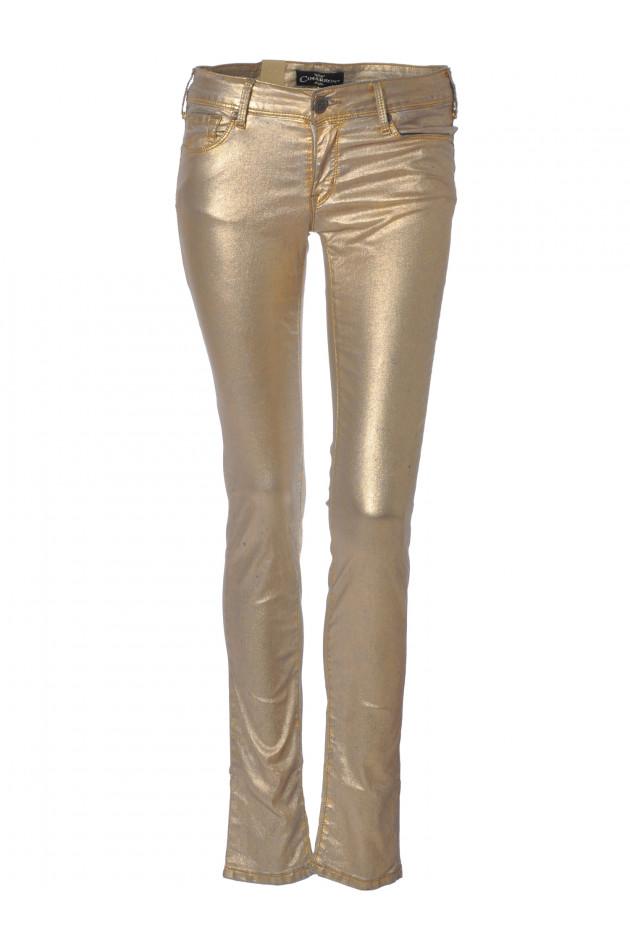 Cimarron Jeans JACKY Gold Metalic