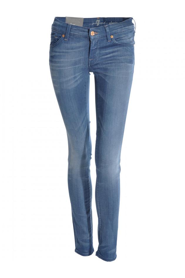 Jeans  OLIVYA Low Skinny CD Mittel