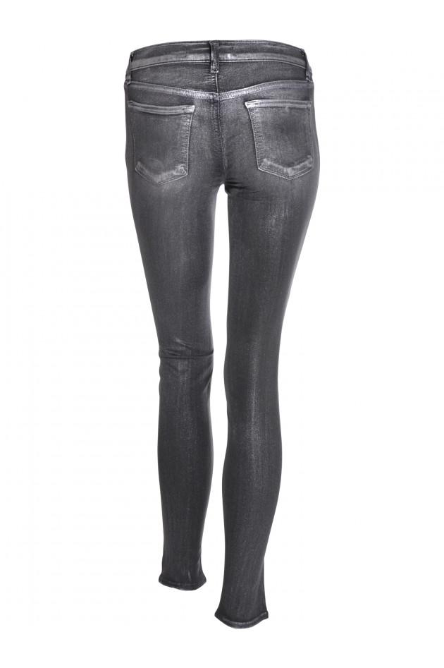 Super Skinny Jeans CTD Silber