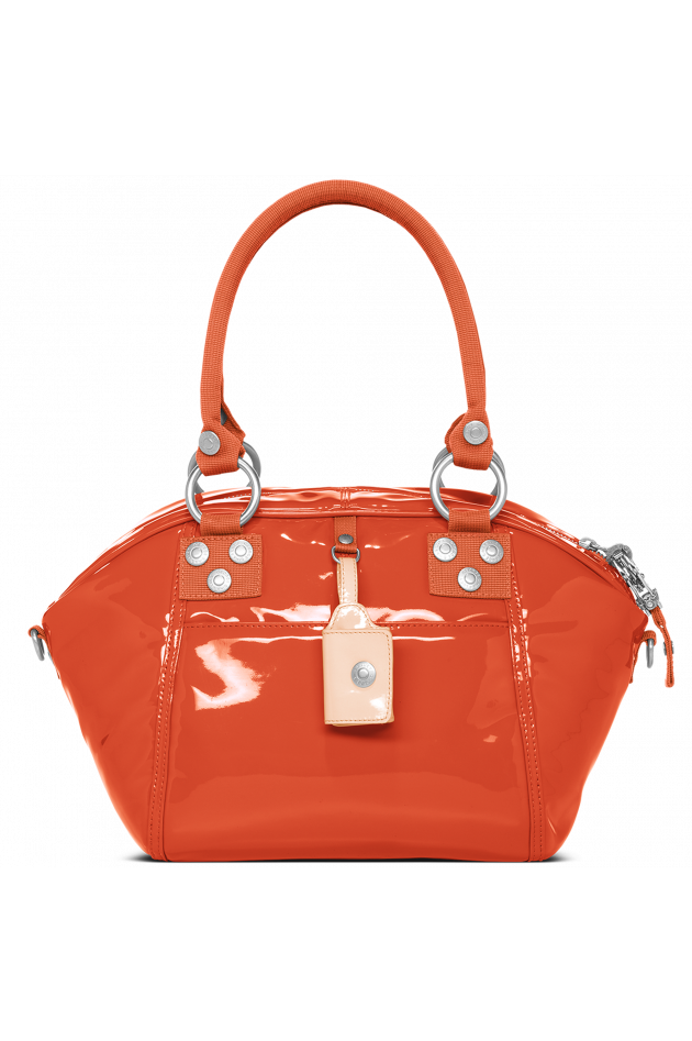 Handtasche Hoppla Pop Tictac Orange