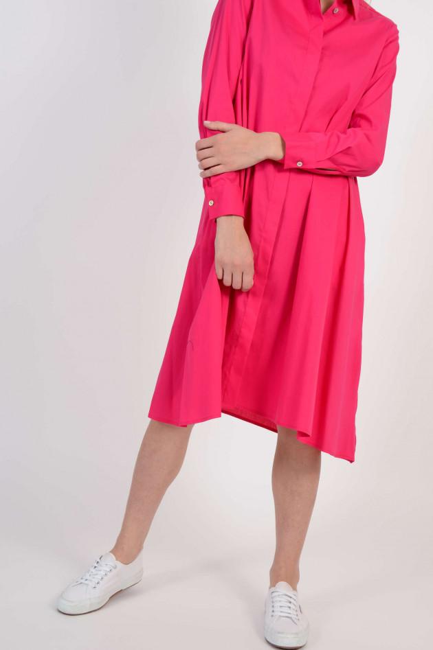 1868 Hemdblusen - Kleid in Pink