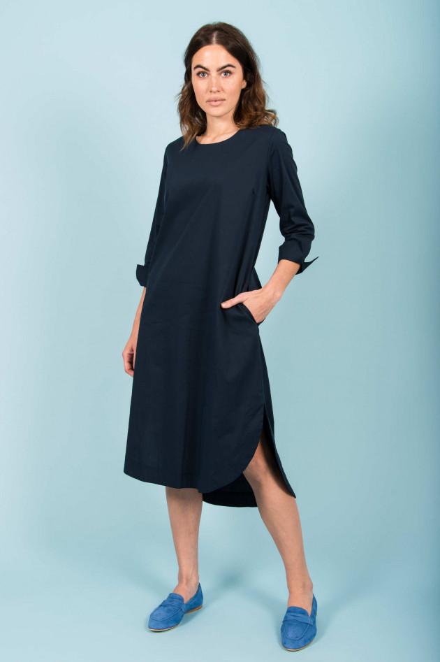 1868 Baumwoll-Kleid in Navy