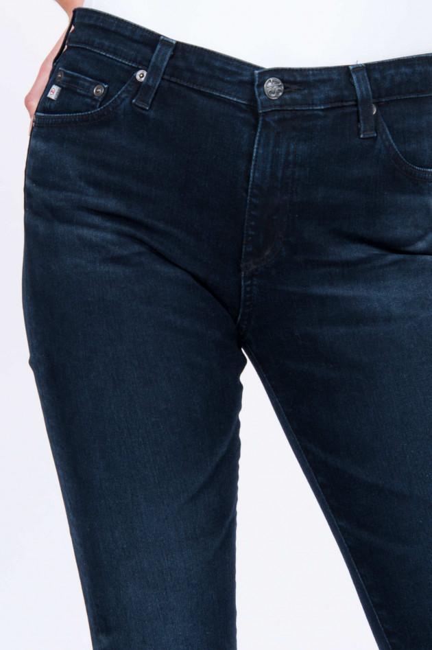 Adriano Goldschmied Jeans THE JODI CROP in Dunkelblau
