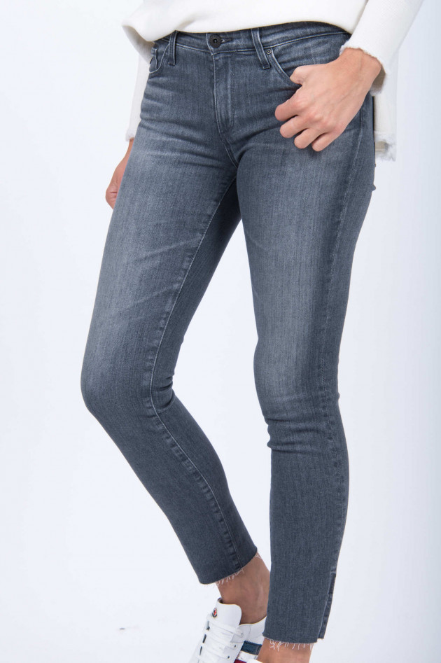 Adriano Goldschmied Jeans THE PRIMA ANKLE in Grau