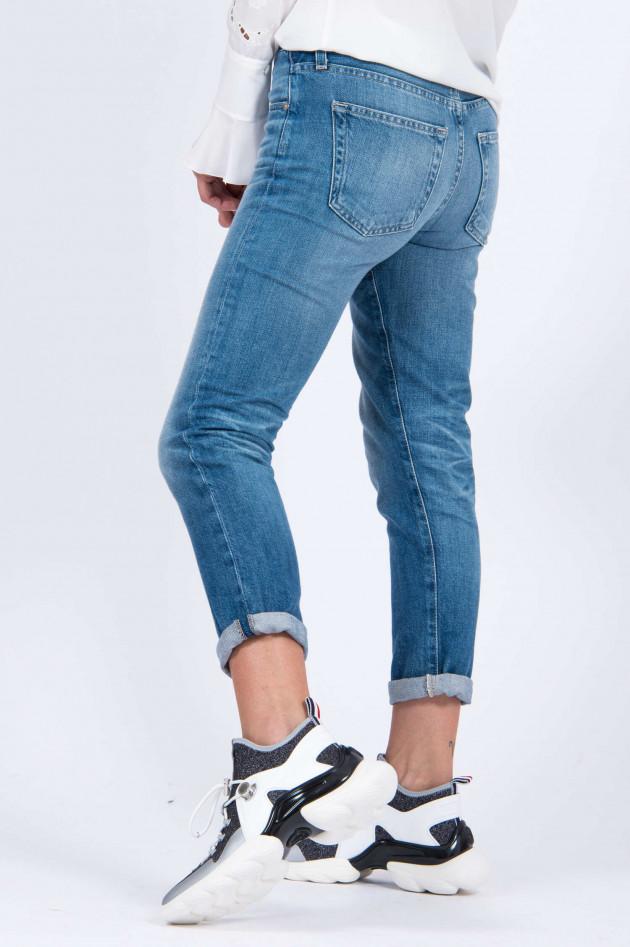 Adriano Goldschmied Jeans THE EX-BOYFRIEND SLIM in Hellblau