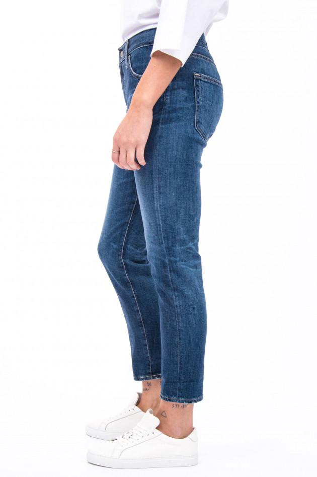 Adriano Goldschmied Jeans THE EX-BOYFRIEND SLIM in Mittelblau