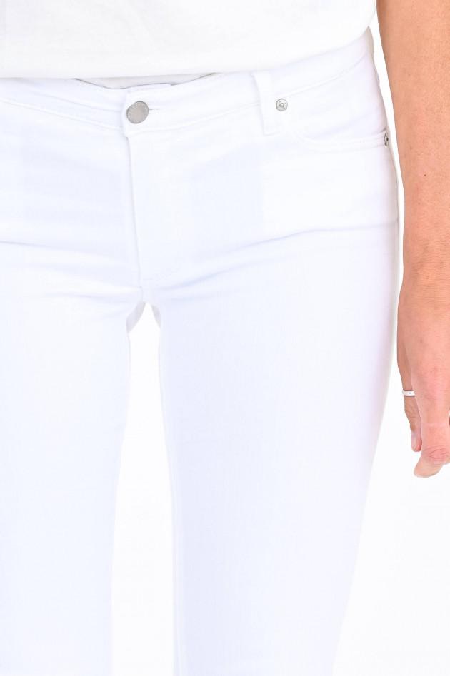 Adriano Goldschmied Jeans BOOTCUT in Weiß