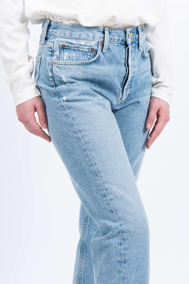 Agolde Jeans PARKER in Hellblau