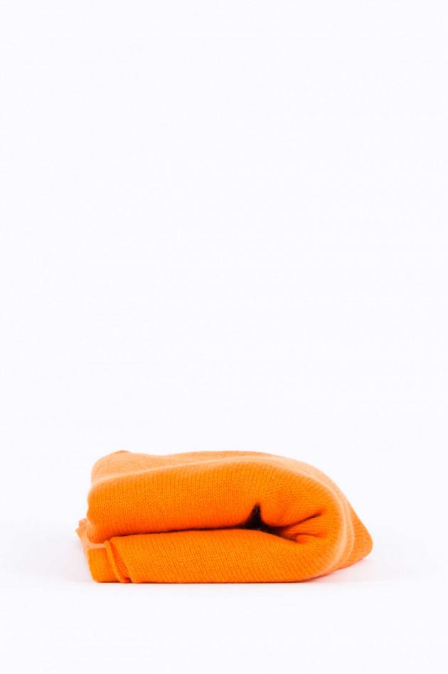 Allude Kaschmirschal in Orange