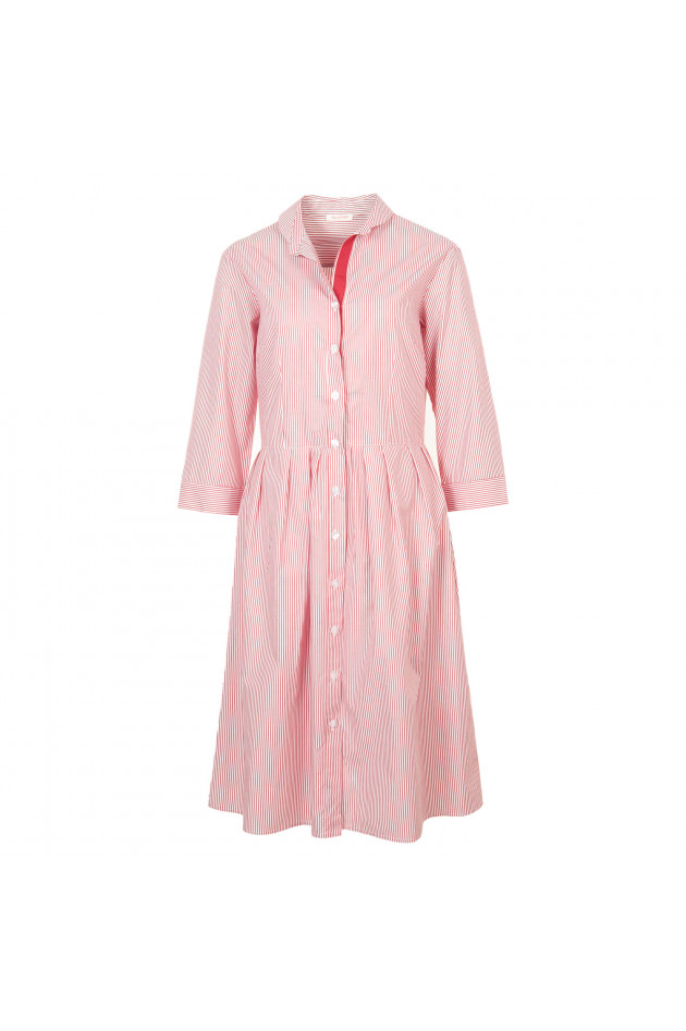 Another Kleid in Rot/Weiß gestreift