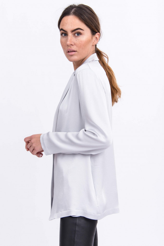 Antonelli Firenze Blazer EAST HAMPTON in Silber