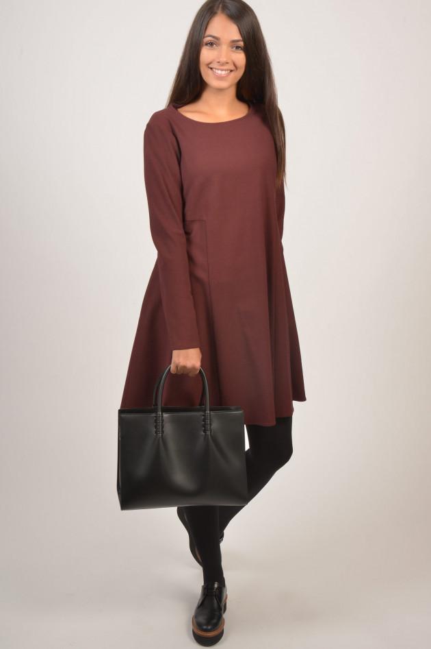 Grüner Online Shop: Antonelli Firenze Kleid in Bordeaux