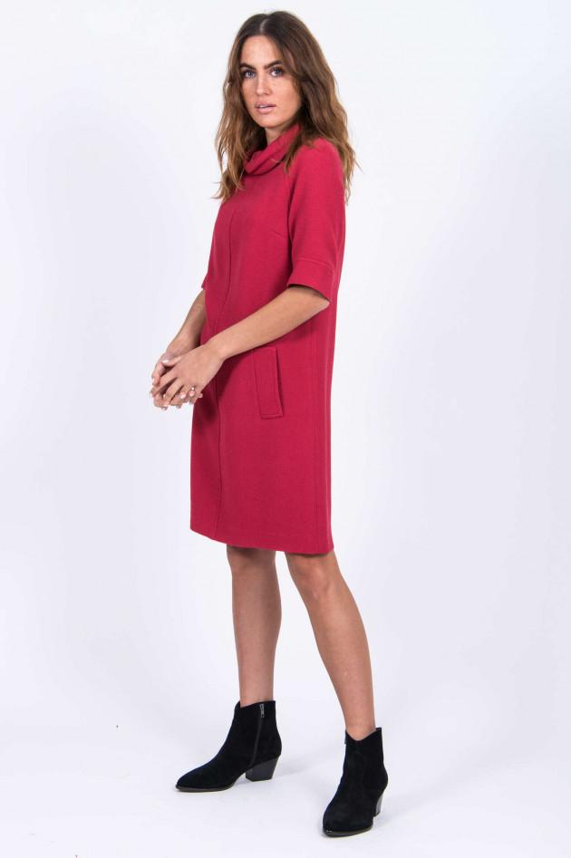 Antonelli Firenze Kleid mit Stehkragen in Pink