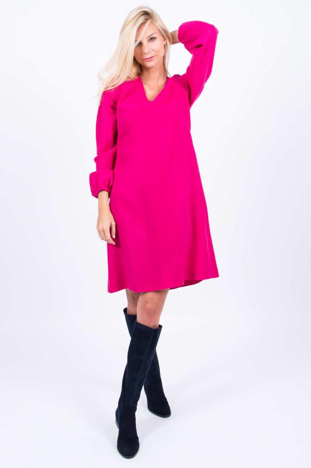 Antonelli Firenze Langarmkleid in Pink