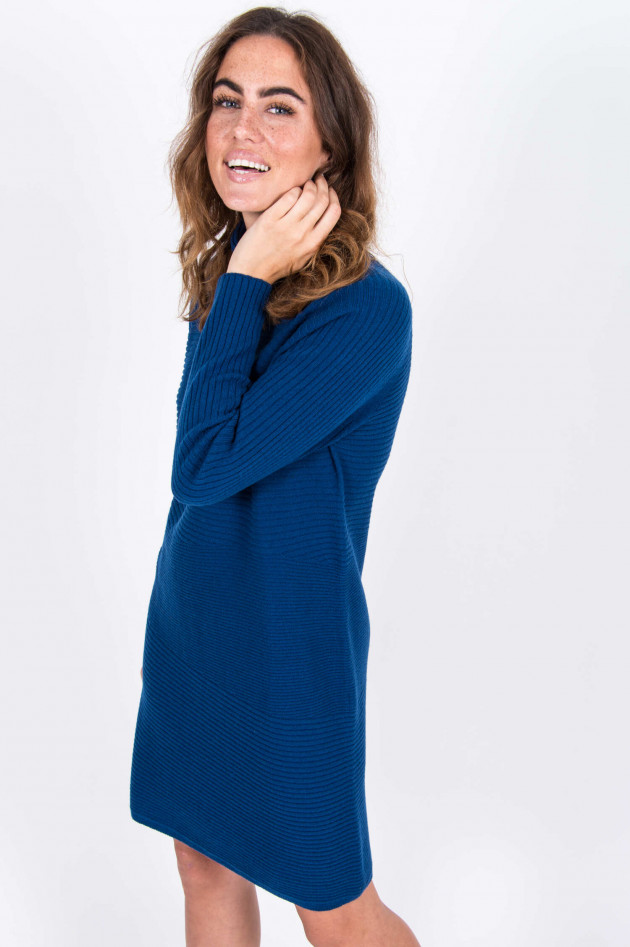 Antonelli Firenze Rollkragenkleid in Blau