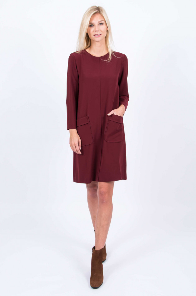 Antonelli Firenze Kleid in Rostrot