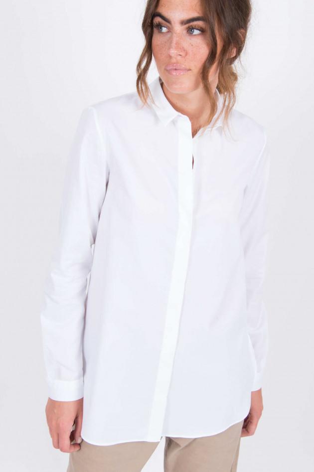 Artigiano Bluse in Weiß