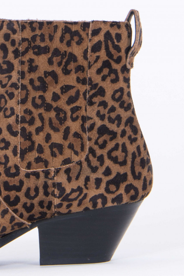 Ash Stiefelette FUTURE im Leo-Design