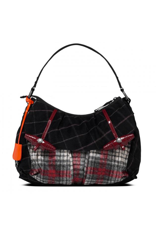 Handtasche Bagcelona Redblacklake