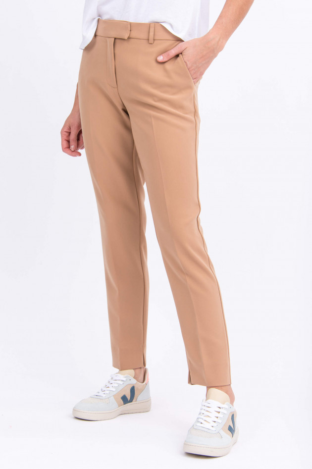 Beaumont Amsterdam Chino-Hose in Camel