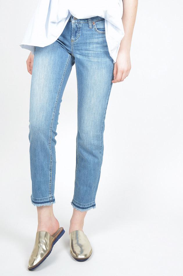 Cambio  Jeans LIU VINTAGE in Hellblau