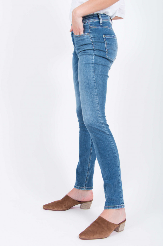 Cambio  Jeans PARLA Vintage Edition in Mittelblau