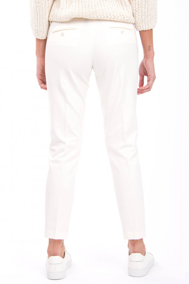 Circolo 1901 Jersey-Chino in Latte