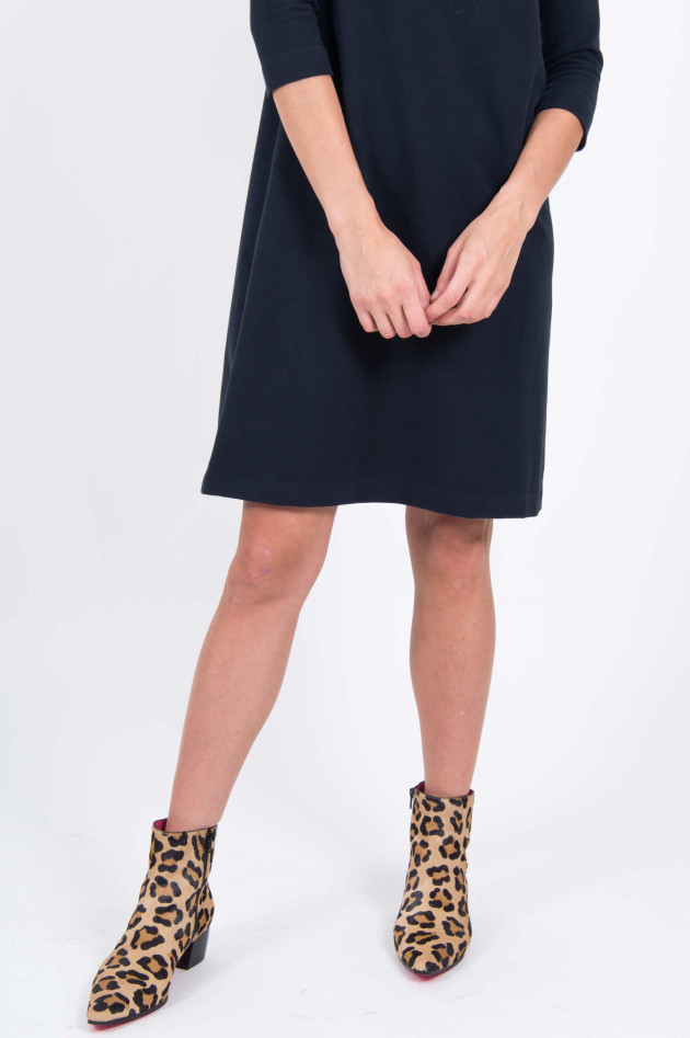 Circolo 1901 Jerseykleid in Navy