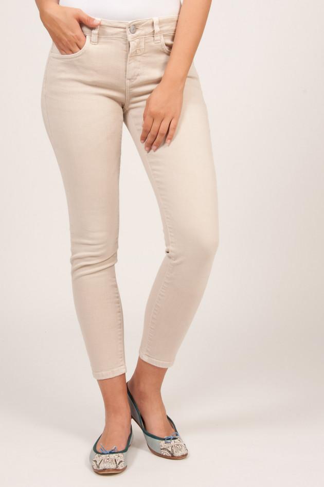 Grüner Online Shop  Closed Jeans BAKER in Beige 3c10ce3028