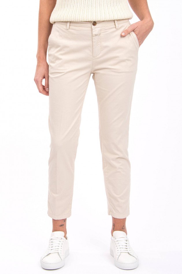 Closed Chino JACK in Natur