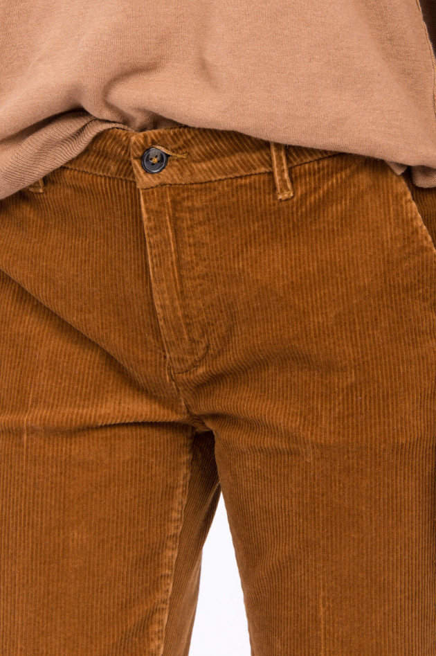 Closed Cordhose JACK in Camel