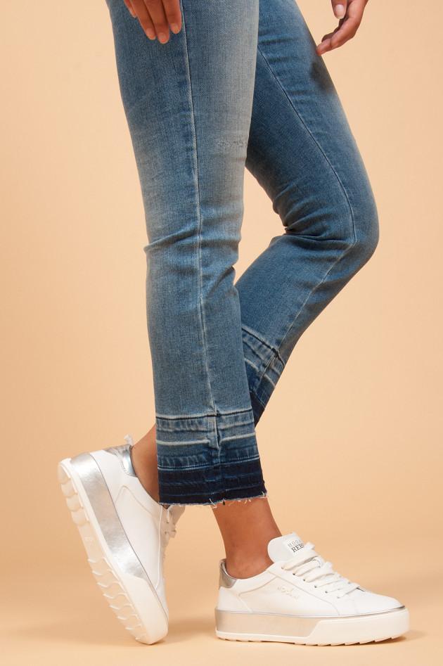 gr ner online shop closed jeans rose in blau. Black Bedroom Furniture Sets. Home Design Ideas