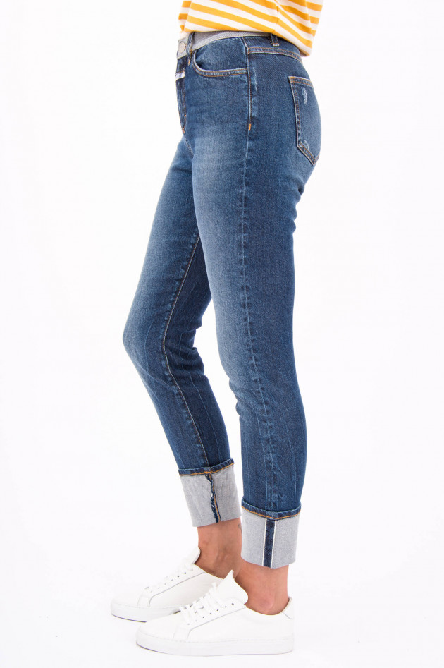 Closed Jeans BAKER HIGH in Dunkelblau