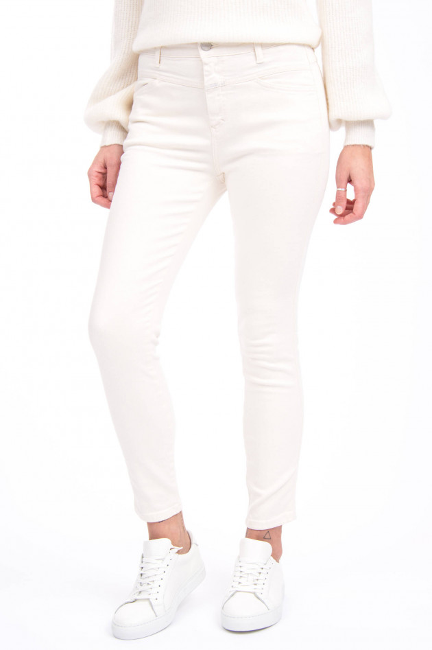 Closed Jeans SKINNY PUSHER in Vanille