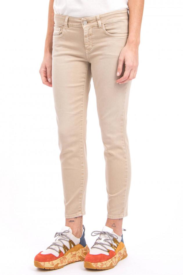 Closed Jeans BAKER mit schmalem Bein in Beige